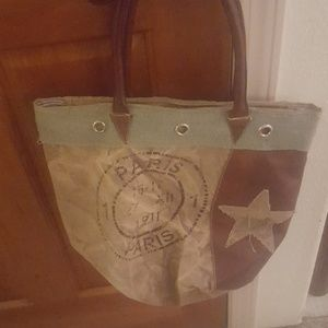 Crosstree Lane tote bag